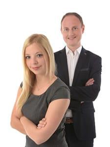 Kim und Michael Liebelt