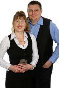 Anja Hartelt & Christian Knecht